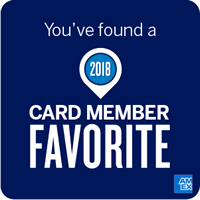 AccuZIP is an American Express Card Member Favorite