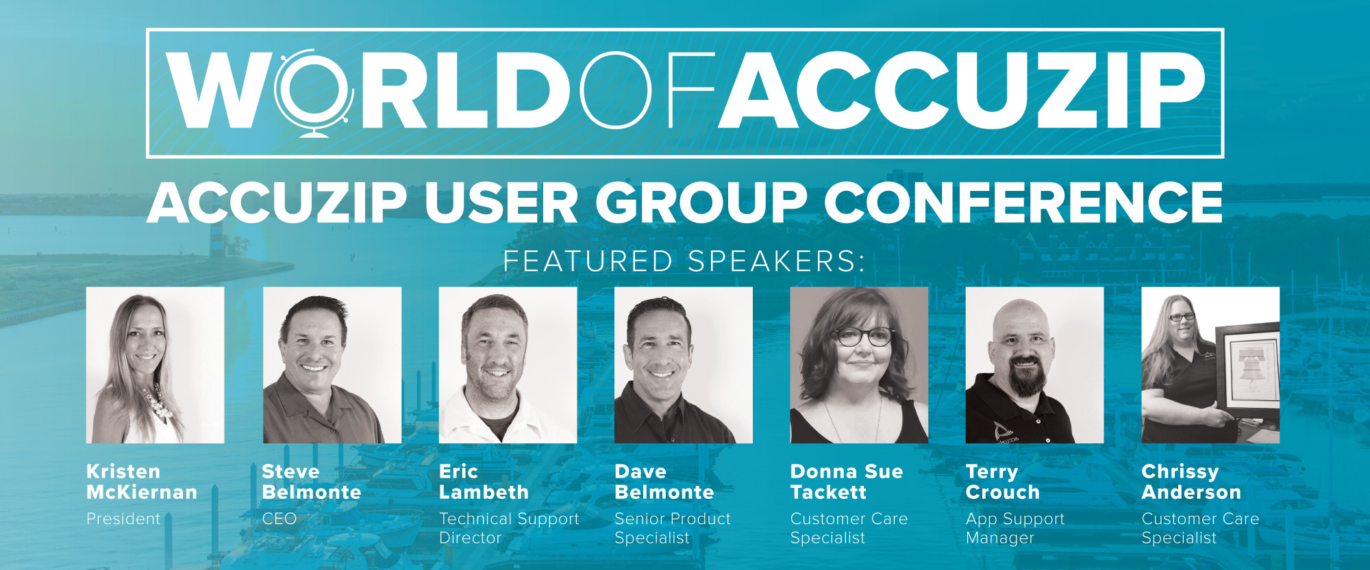 AccuZIP User Group Conference