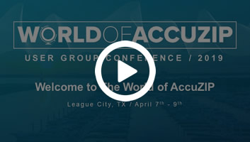 World of AccuZIP at a Glance