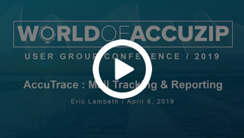 Understanding AccuTrace IM Barcode Tracking