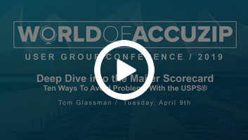 Deep Dive into the Mailer Scorecard with Tom Glassman