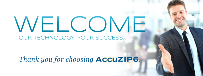 Welcome to Accuzip6