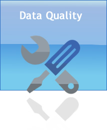 Data Quality products for address correction and cleanup