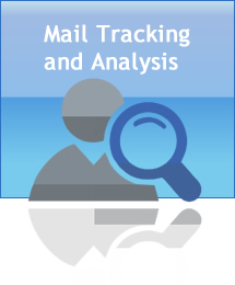 Mail Tracking, Reporting, and Analysis