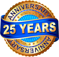 Accuzip celebrates 25 years of innovation and service.