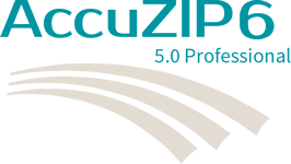 AccuZIP6 Professional Edition