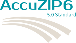 AccuZIP6 Standard Edition