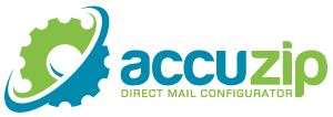 AccuZIP direct mail configurator