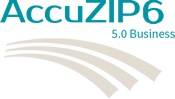AccuZIP6 Business Edition