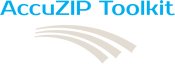AccuZIP Developers Data Quality Toolkit