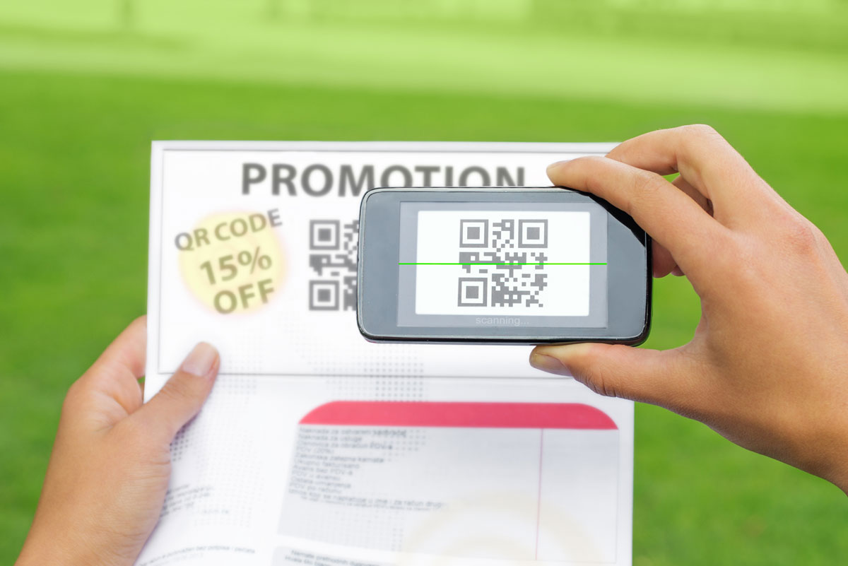 get notified when your qr code is scanned